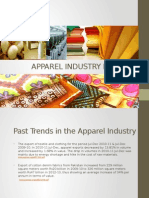 Apparel Industry in Pakistan