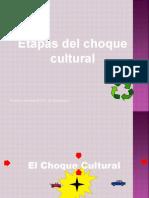 Etapas del Choque cultural.pps
