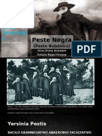 Psic.Aline Olvera Alcántara y Psic.Antonio Rojas Hinojosa-Peste Negra (Peste Bubonica-Yersinia Pestis)