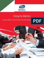Niojak HR Mall Integrity Brochure