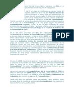 Historia Fonoaudiolog-A Chile