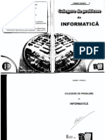 Culegere de Probleme Informatica - Carmen Popescu