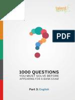 English 1000 Question