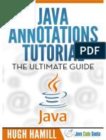 Java Annotations Tutorial