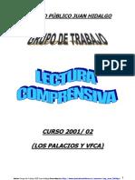 Lecturas Comprensivas Primaria (CEIP Juan Hidalgo)