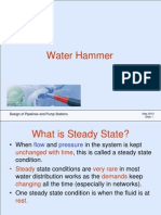 Introduction to WaterHammer