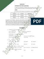 AP POLYCET|CEEP Syllabus and Exam Pattern