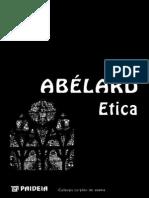 Pierre Abelard - Etica