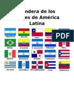 Bandera de los países de América Latina.docx