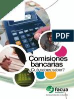 Guia Comisiones Bancarias 2013