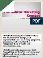 pemasaran holistik tahun 2003