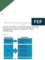 Cobligatorio Para El Examen First Certificate - Eurocollege San FernandoEurocollege San Fernando