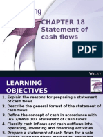 Week 11 Statement of Cash Flows(1)