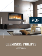 Cheminees Philippe Fireplace Catalogue