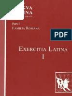 Lingua latina. Exercitia Latina