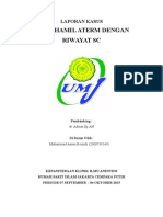 COVER ; LAPORAN KASUS I - G2P1H ATERM BEKAS SC.docx