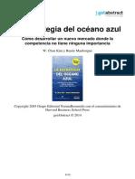 La Estrategia Del Oceano Azul Kim Es 10586.Simple
