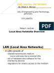 Lec1 Local Area Networks