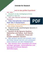10 Razloga za ucenje nemackog jezika