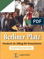 Berliner Platz Deutsch im Alltag für Erwachsene Einstiegskurs.pdf