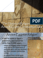 2c  history of religion - powerpoint