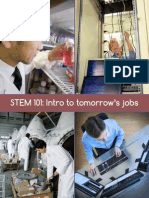 STEM 101 Intro to Tomorrow s Jobs