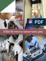 STEM 101 Intro to Tomorrow s Jobs