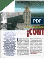 ¡Contacto! Crece El Interes Mundial Poe El Fenomeno Ovni R-006 Nº090 - Mas Alla de La Ciencia - Vicufo2