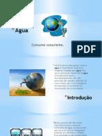 Webquest Sobre a Água