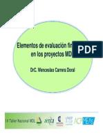Elementos Basicos de Evaluacion de Inversion