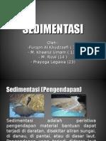 Sediment as i