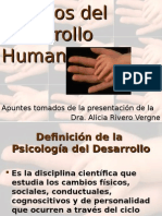 Des Arrollo Human o Version Cartagena