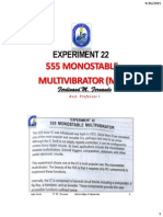 Experiment 22 - 555 Mono Mv