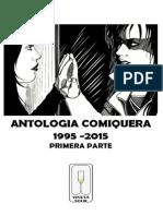 Antologia Comiquera - I Parte  de Viñeta Sour