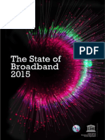 State of Broadband 2015