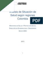 Análisis de Situación de Salud en Colombia 3