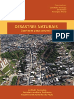 DESASTRES NATURAIS Conhecer para prevenir