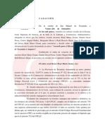 Fallo de la Corte Suprema de Tucuman sobre las elecciones