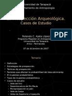 Clase Prospeccion UTA