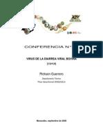 Bubalinocultura - Virus de La Diarrea Viral Bovina