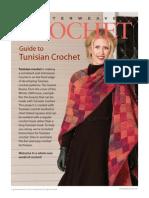 Crochet Tunisian Primer