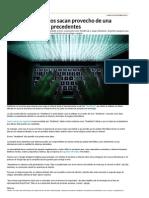 Piratas Informáticos Sacan Provecho de Una Vulnerabilidad Sin Precedentes _ Shellshock, Heartbleed, Malware, Seguridad Informática - Infobae