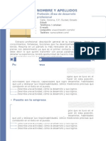 Modelo de Curriculum Doc1