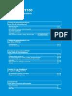 Sondes Temperature PT100 Prosensor