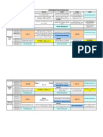Jadwal Urogenitalia 2011-2012 English