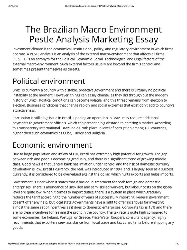 Pest analysis of primark stores ltd - bookcritic.x.fc2.com