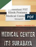 Presentasi FST