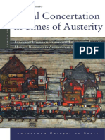 Social Concertation in Times of Austerity