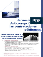 Contrataciones Publicas Transp ESP 050809