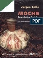 Golte Moche Cosmologia y Sociedad Una In